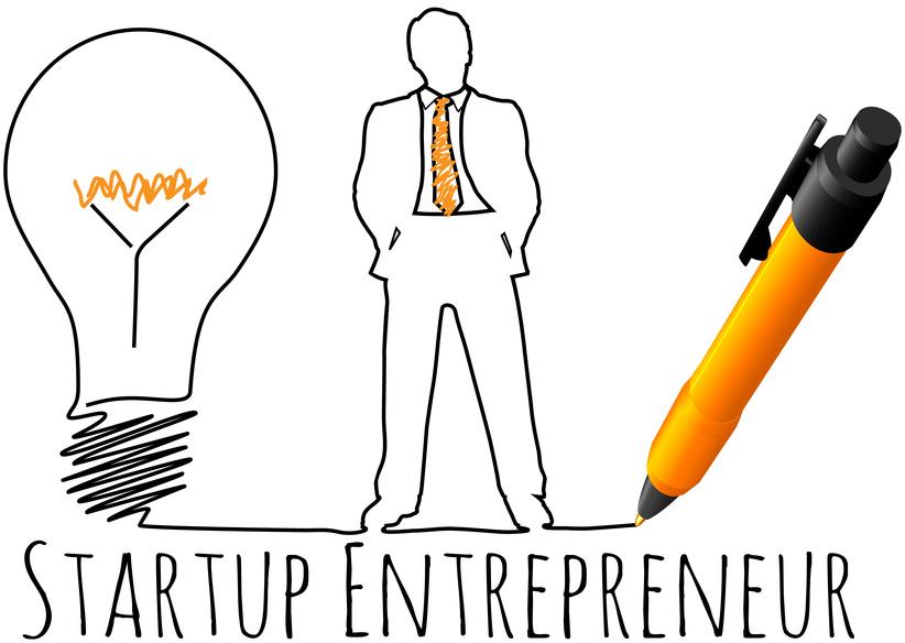 Entrepreneur startup business model