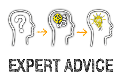 Expert Advice Fotolia